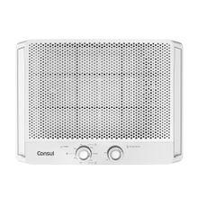 Ar condicionado janela 7500 BTUs Consul quente e frio com design moderno