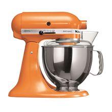 Batedeira Stand Mixer Artisan - Tangerine